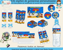 Kit de guloseimas Toy Story Digital