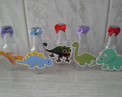 garrafinhas dinossauro