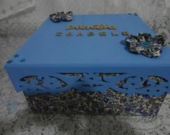 Caixa azul - 15 anos