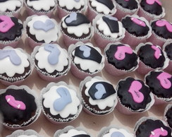 Mini cup cake Monster high