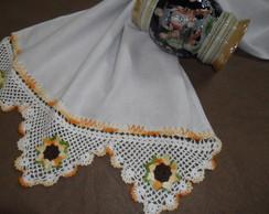 Croch� Girassol