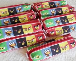 Estojo Angry birds