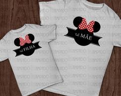 Kit de camisetas - Tal M�e, Tal Filha