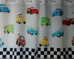 Cortina Infantil Carros