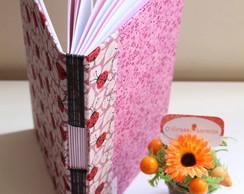 Caderno Joaninhas