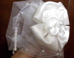 Tiara de p�rolas para noivas