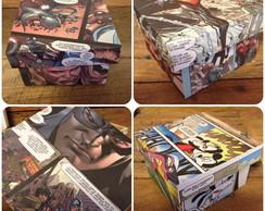 Caixa Hist�ria em Quadrinhos