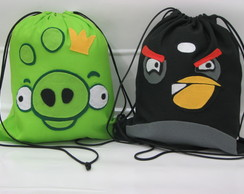 Mochilas Angry Birds