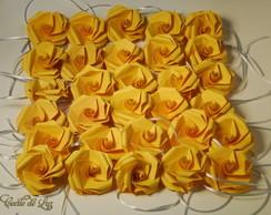 Rosas Origami 1