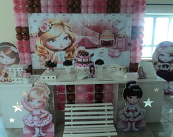 Decora��o Clean Jolie