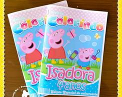 Revista Personalizada Peppa Pig