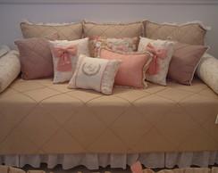 (CAA 0020) Conjunto cama da bab�