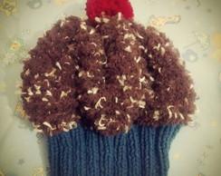 Gorro Cupcake
