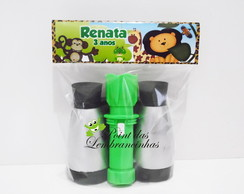 Kit aventura personalizado safari