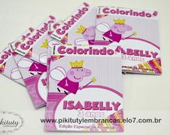 Revista Colorir 10x7 cm