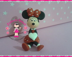 Minnie ou Mickey biscuit