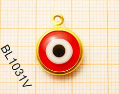 olho,grego,murano,vidrinho,12MM,BL1031V