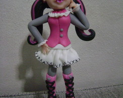 TOPO DE BOLO - MONSTER HIGH