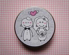 Lembrancinha de Casamento com Confetes