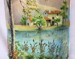 Telha Casa no Lago
