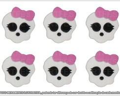 APLIQUES DE EVA MONSTER HIGH