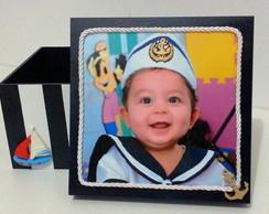 Caixa Marinheiro com Foto