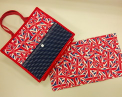 Lunch Bag + Toalha Americana (mod.02)