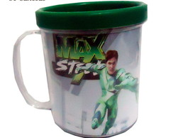 Caneca do Max Steel