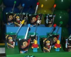 Copinho de Brigadeiro Lego