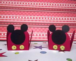 Forminha de doces Mickey