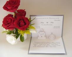 10707- Convites de casamento