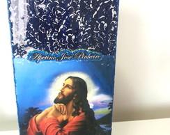 Caixa porta-vinho - Jesus