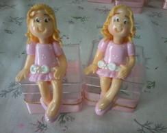 Lembran�a menina de biscuit