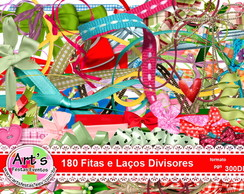 Kits Scrapbook Digital - LA�OS 2
