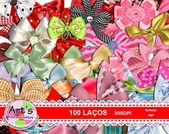 Kits Scrapbook Digital - LA�OS 6