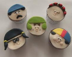 Cupcake Turma do Chaves