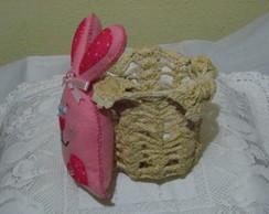 Coelhinho Lembrancinha da Pascoa