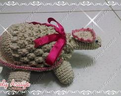 Tartaruga peso de porta