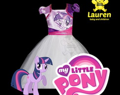 Vestido my little poney