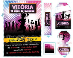 Kit Balada Teen - bt01