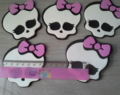 Apliques Monster High