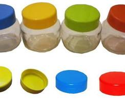 30 tampas para potes de papinha