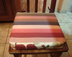 "Projeto ""Almofada de Cadeira"""