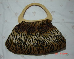 BOLSA ESTAMPA ON�A
