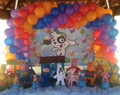 Decora��o Discovey Kids - Aluguel
