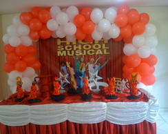 decora��o High School Musical
