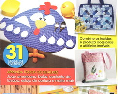 Patchwork arte com as m�os 15