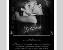 Poster Personaliz�vel Cinema Mudo