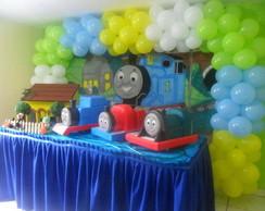 Decora��o Thomas e Seus Amigos - Aluguel