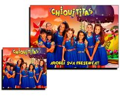 Jogo Americano - Chiquititas